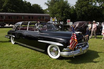 1950 - Lincoln Cosmopolitan Limousine `Bubbletop'