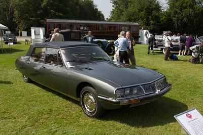 1973 - Citroen SM Cabriolet