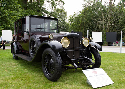 1929 - Daimler Double Six 30hp Brougham