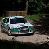 2002 Skoda Octavia WRC Evo III