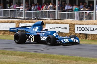 1972 - Tyrrell-Cosworth 006 (Jackie Stewart)