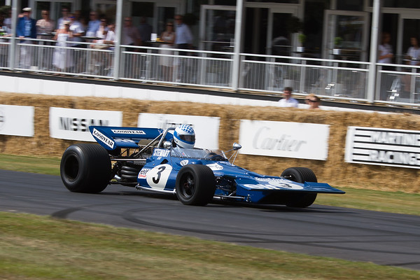 1970 - Tyrrell-Cosworth 001