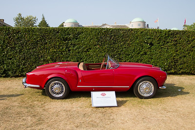 1955 - Lancia Aurelia B24s Spider