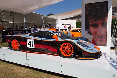 1997 - McLaren F1 GTR 'Longtail'