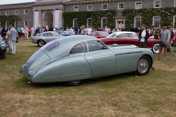 1950 - Talbot-Lago Type 26 Grand Sport Coupe
