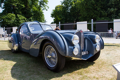 1938 - Bugatti Type 57S Atlantic