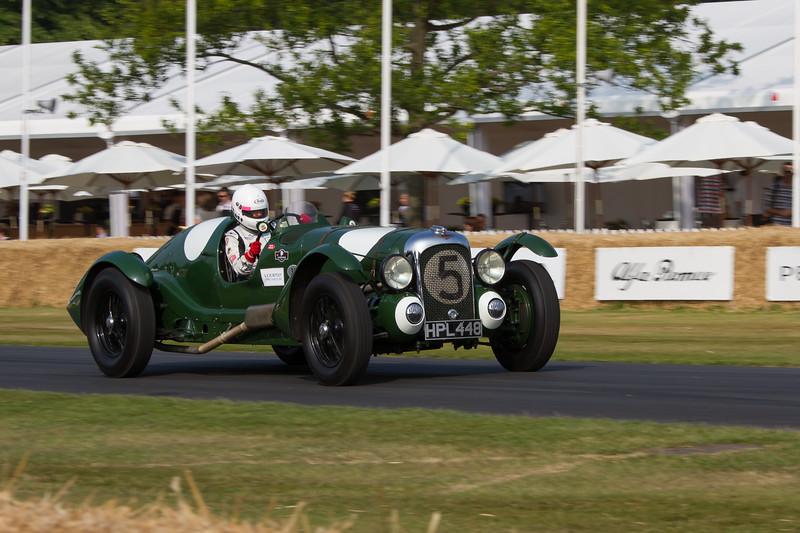 1939 - Lagonda V12 Le Mans