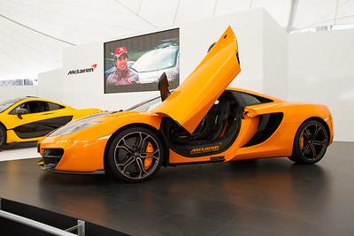 2013 - McLaren 12C