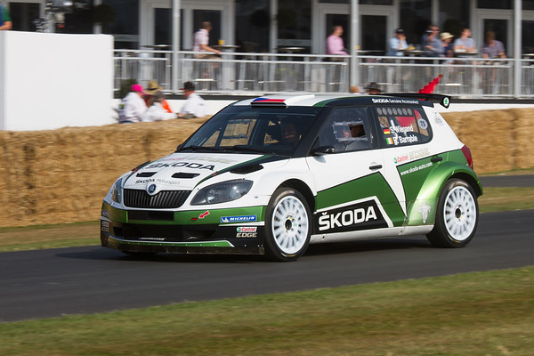 2013 - Skoda Fabia S2000 (Freddy Loix)