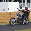 "1969 Harley-Davidson `Captain America' Easy Rider ""Peter Fonda"""