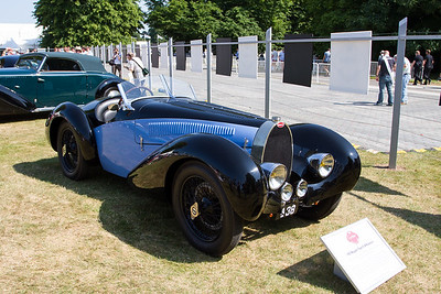 1933 - Bugatti Type 51 A Roadster