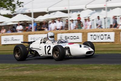 1967 - Honda RA300