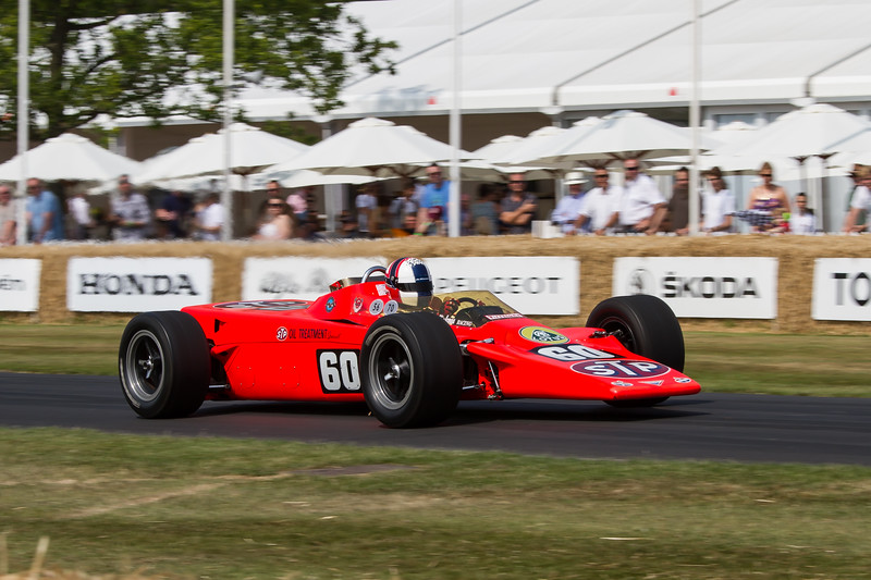 1968 - Lotus 56 `STP Special' (Gas Turbine)