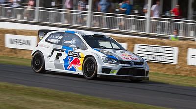 2013 - Volkswagen Polo R WRC