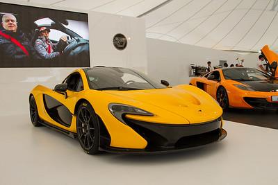 2013 - McLaren P1