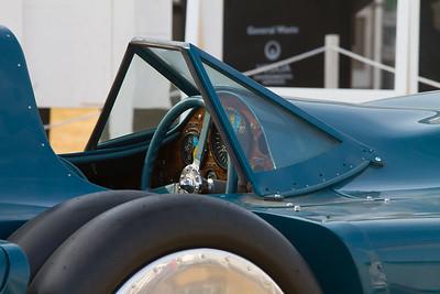 1933 - Bluebird (Land Speed Record Car)