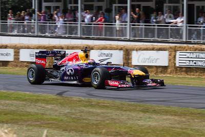2011 - Red Bull-Renault RB7 (Sebastien Buemi)