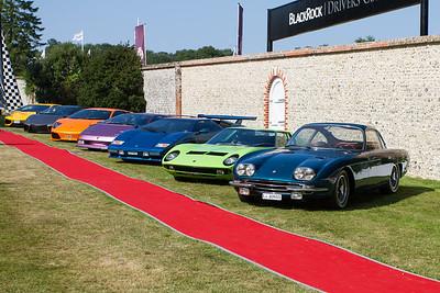 1964 - Lamborghini 350 GT