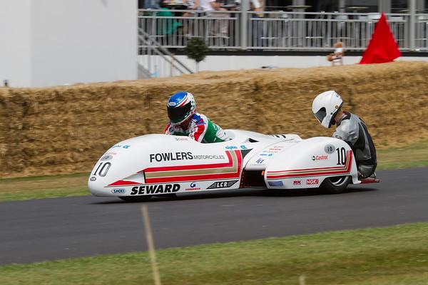 1985 - LCR-Yamaha TZ500 Sidecar