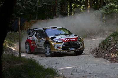 2013 - Citroen DS3 WRC (Mikko Hirvonen)