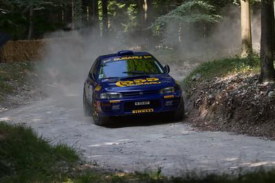 1994 - Subaru Impreza 555 (Sir Chris Hoy)