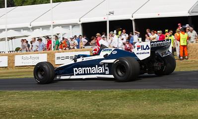 1983 - Brabham-BMW BT52 (Nelson Piquet)