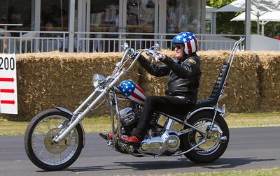 1969 - Harley-Davidson `Captain America' Easy Rider (Peter Fonda)