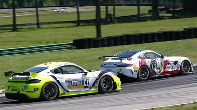 Porsche and Mercedes 02