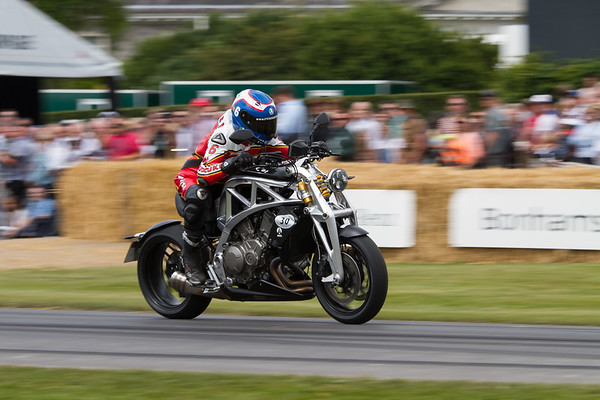 2014 - Ariel Motorcycles Prototype