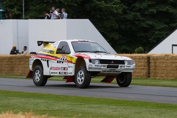 1996 - Mitsubishi Pajero T3 Prototype
