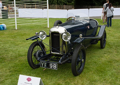 1925 - Amilcar CGS