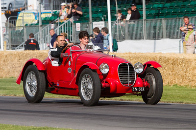 1935 - Maserati 4CS