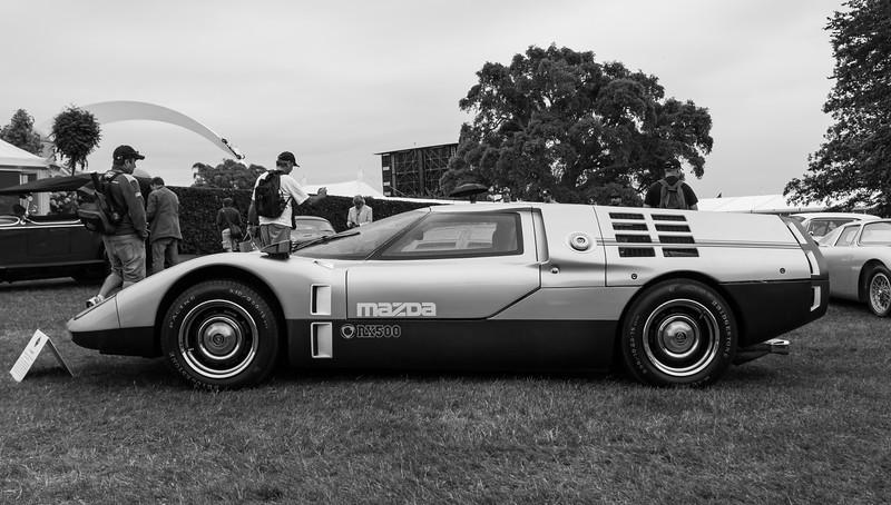 1971 Mazda RX500