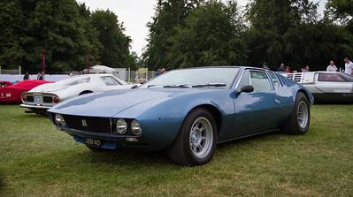 1971 - De Tomaso Mangusta