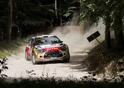 2013 - Citroen DS3 WRC