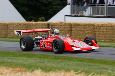 1973 - STP Patrick Eagle-Offenhauser