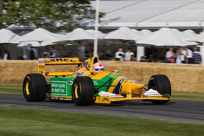 1992 - Benetton-Ford B192