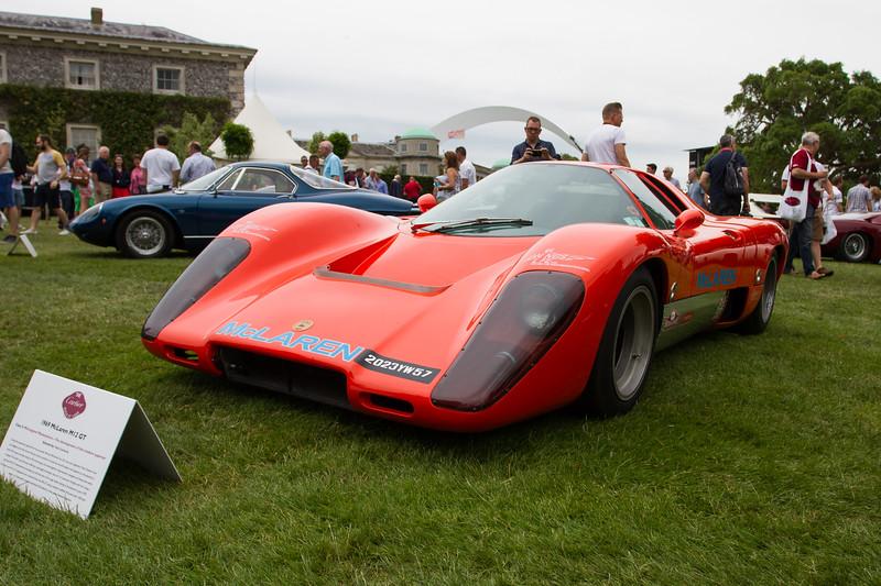 1969 - McLaren M12 GT