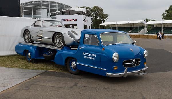 1954 - Mercedes-Benz Renntransporter