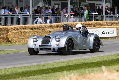 2014 - Morgan Plus 8 Speedster