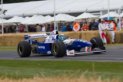 1996 - Williams-Renault FW18