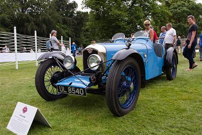 1925 Rally ABC