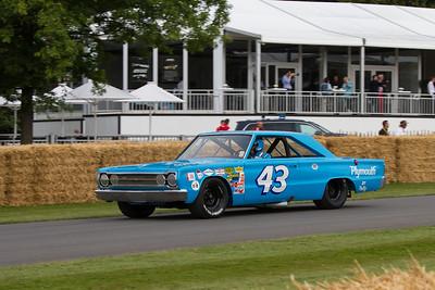 1967 - Plymouth Belvedere GTX (Richard Petty)