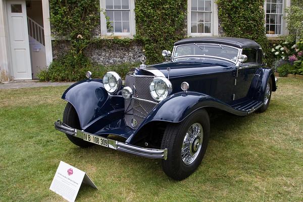 1935 - Mercedes-Benz 500k Sport Cabriolet