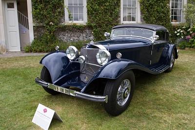1935 Mercedes-Benz 500k Sport Cabriolet