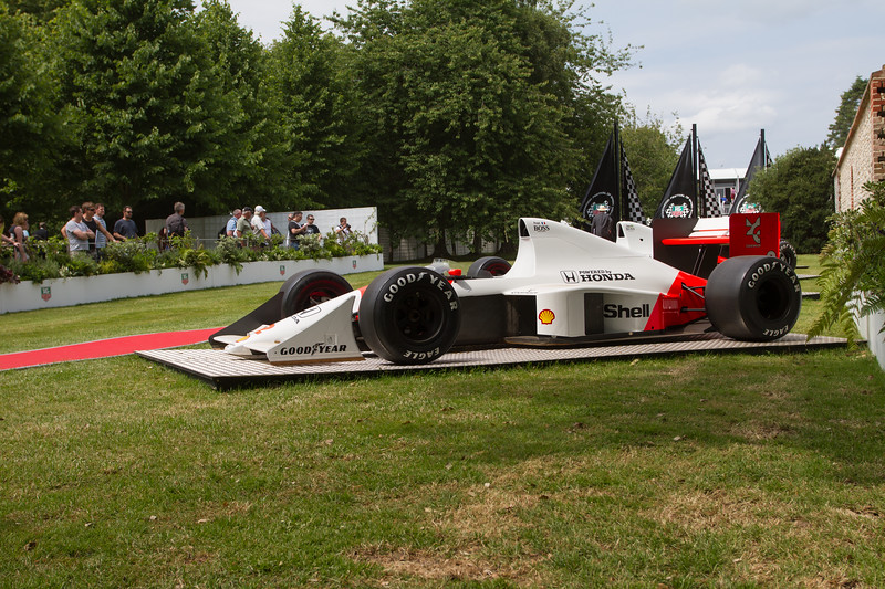 1989 McLaren-Honda MP4/5