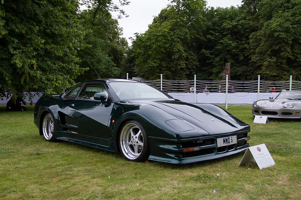 1994 - Lister Storm