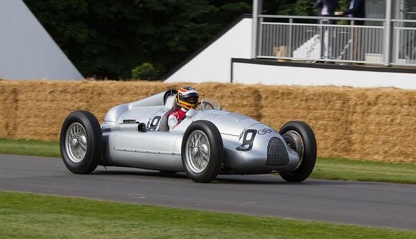 1939 - Auto Union Type D