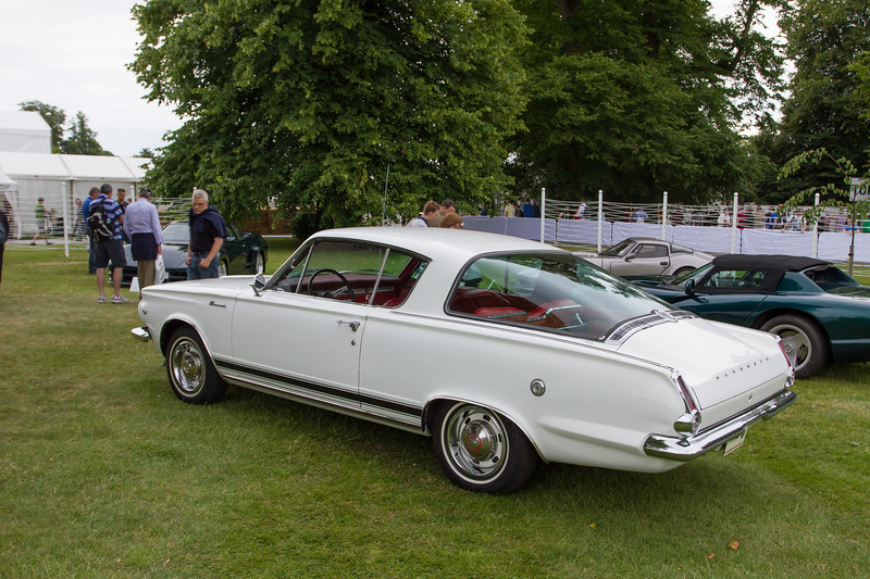 1966 - Plymorth Barracuda 278