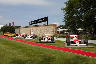McLaren-Honda F1 Cars